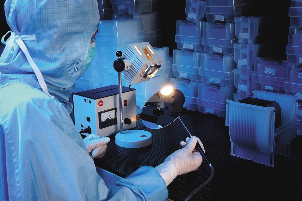 Silicon Wafer Services - Silicon Wafer Products & Si Wafer